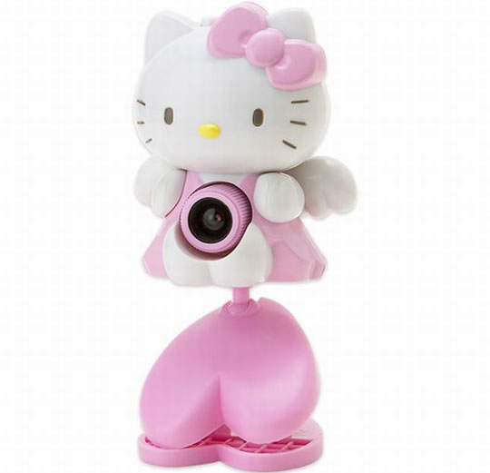 Hello Kitty USB Webcam