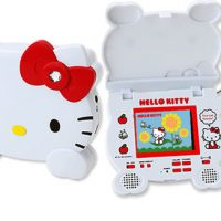 Portable Hello Kitty LCD TV