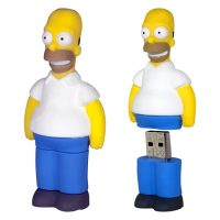 Home Simpson USB Flash Drive