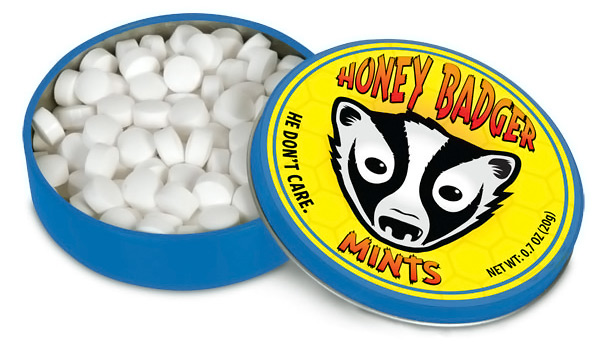 Honey Badger Mints