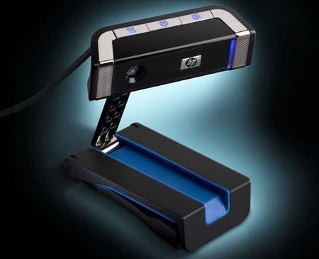 HP Elite Auto Focus Webcam