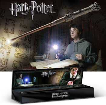 Harry Potters Light Up Wand