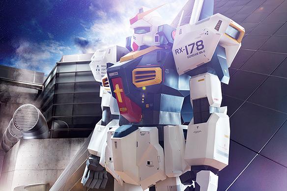 Gundam Mk-2 Robot