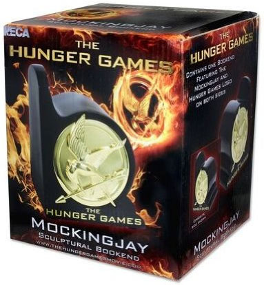 Hunger Games Mockingjay Sculptural Bookends