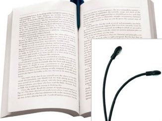 Hydra Book Light