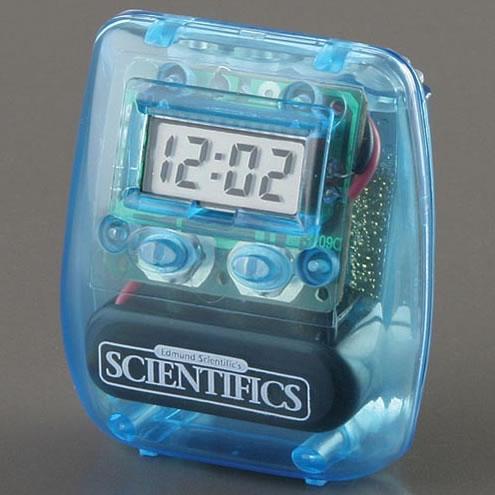 Mini Hydro Clock