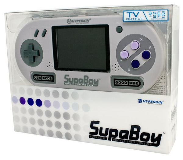 Hyperkin SupaBoy Portable Super Nintendo Console