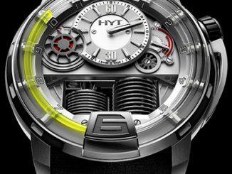 HYT H1 Hydro-Mechanical Watch