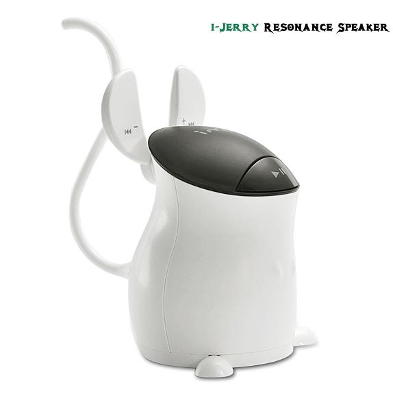 i-Jerry Surface Vibration Speaker