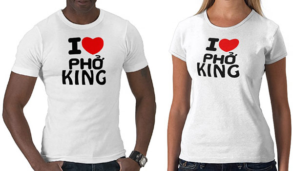 I Heart Pho King T-Shirt