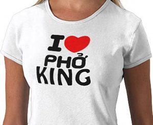 I Heart Pho King T-Shirt
