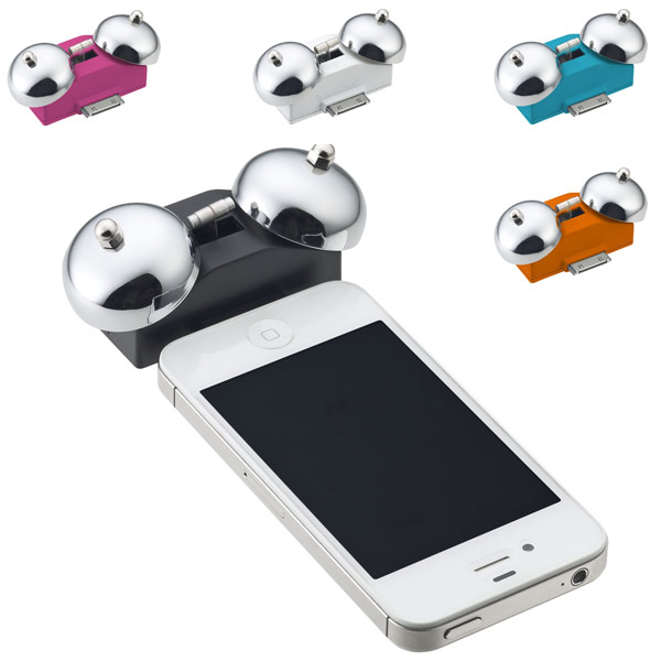 iBell Mini Wake Up Alarm for iPhone 4