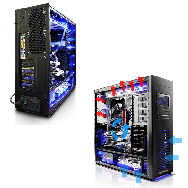 iBuypower Erebus Custom Gaming Computer