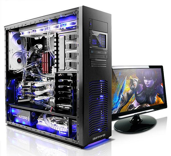 iBuypower Erebus Gaming System