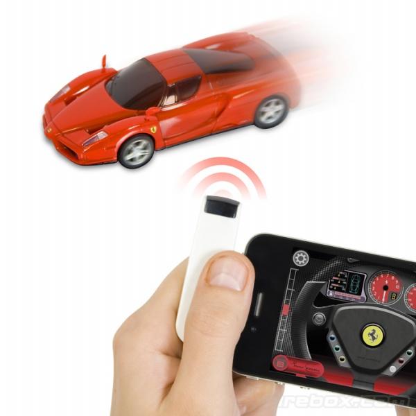 iControl Ferrari
