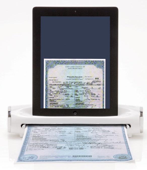 iConvert Scanner for iPad