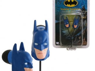 iHip Batman Sculpted Earphones