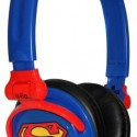 iHip Classic Superman Logo Headphones