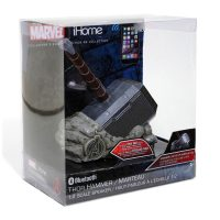 iHome Marvel Thor Hammer Mjolnir Bluetooth Speaker