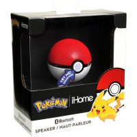 iHome Pokemon Poke Ball Bluetooth Speaker