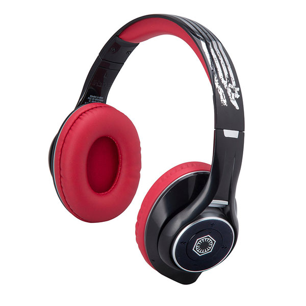 iHome Star Wars Episode 8 Bluetooth Headphones