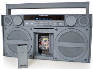 iHome iPhone Boombox
