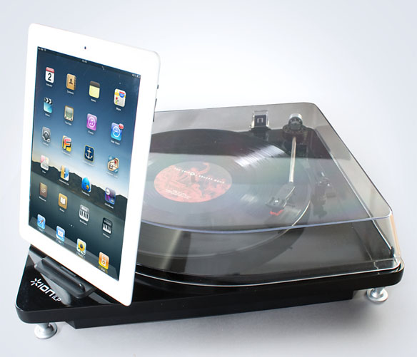 iLP Turntable