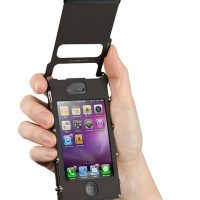iNox Stainless Steel iPhone Case