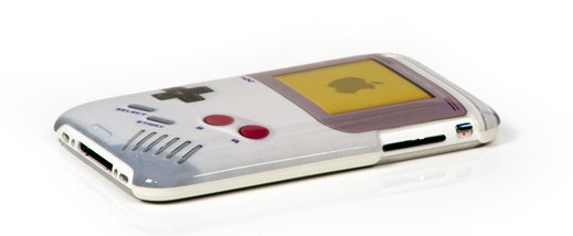 iPhone Game Boy Case