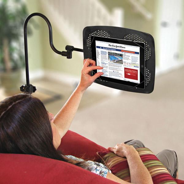 iPad Adjustable Floor Stand