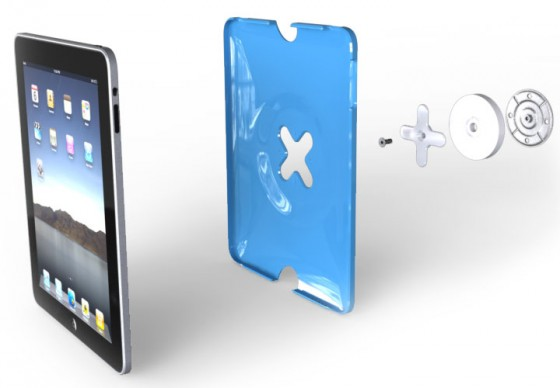 iPad Case and Wall Mount