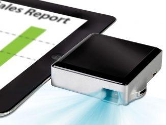 iPad Pocket Projector