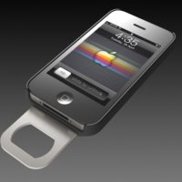 iPhone 4 Opena Case With Bottle Opener