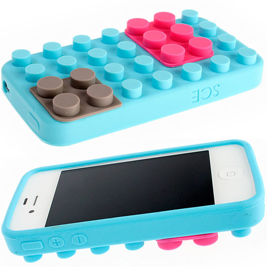 iPhone 4 and 4S Brick Protective Case