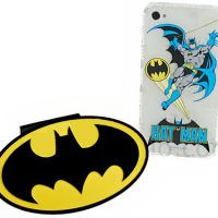 iPhone 4/4S Batman Back Case with Logo Dock