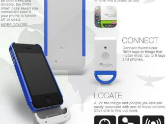iPhone BiKN Smart Case