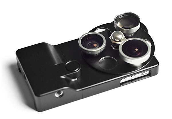 iPhone Lens Dial