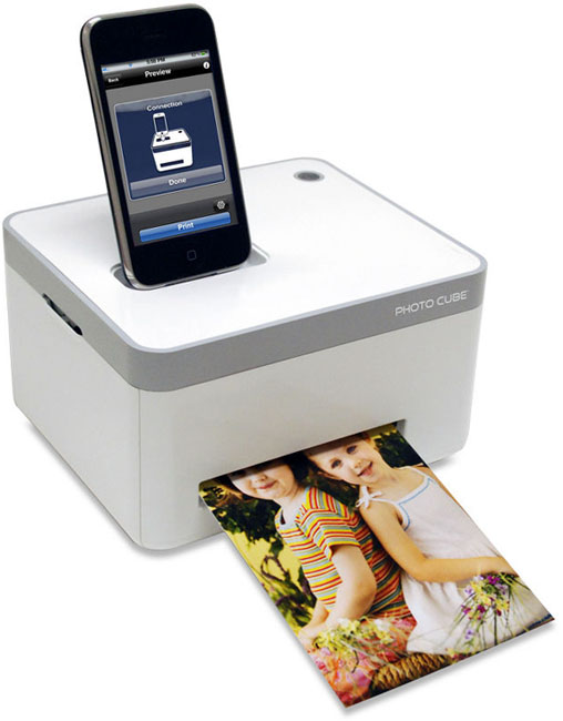 Photo Printer That Works With Iphone