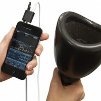 iPhone iPad Noiseless USB Karaoke Mic