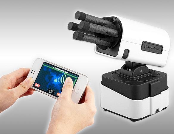iPhone, iPad, iPod, USB iLaunch Thunder
