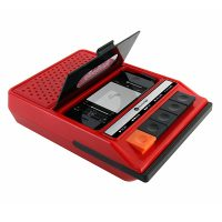 iRecorder Retro Cassette Player Styled Portable Speaker For iPhone