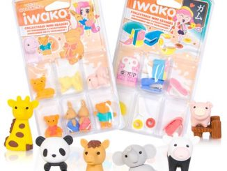 iWako Mini Collectible Erasers