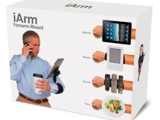 iArm Forearm Mount Gag Gift Box