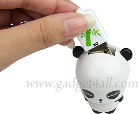 Baby Panda USB Flash Drive
