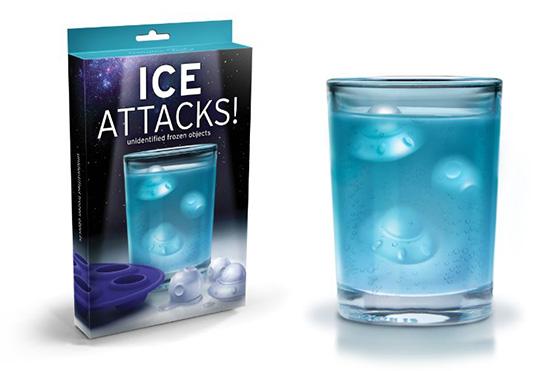 Ice Attacks