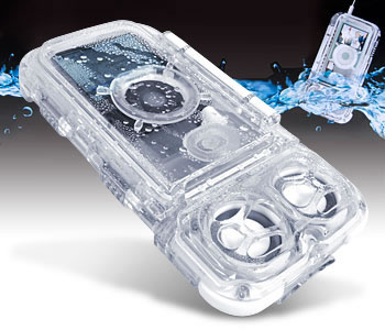 Icebar V2 - Waterproof iPod Nano Speakers