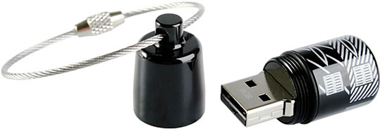 i-Disk Vault USB  Flash Drive