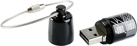 i-Disk Vault USB  Flash Drive