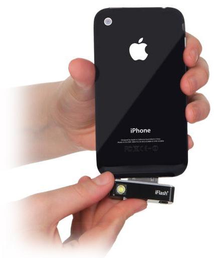 iFlash iPhone Flash