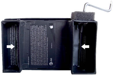 iHole - iPhone Box Camera
